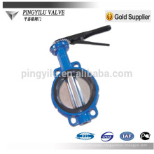 standard center line water pipe wafer cast iron butterfly valve disc