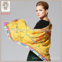 Artigo da promoção do prêmio de China Artigo da promoção do LENÇO de lã MACIA