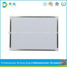 Magnetic dry erase board double sides