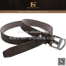 New arrival wide genuine high quality ladies pu belt