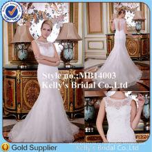Пакистанских Новый Стиль Платья Видеть Сквозь Лиф Русалка Свадебное Платье