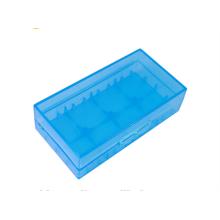 Venda Por Atacado 18650 recarregável li-ion bateria caso de armazenamento