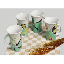 Viaje de cerámica al por mayor taza de café