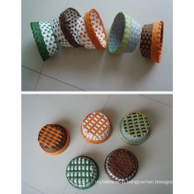 (BC-RB1014) Hot-Sell Handmade Paper Rope Basket