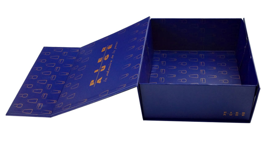Custom Folding paper cardboard shoes box