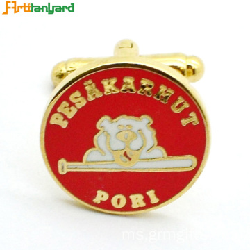 Cufflink Design Custom Made By Aloi