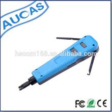 Impacto Ferramenta de perfuração / ferramenta de impacto de rede cat54 / Ferramenta de perfuração para módulo de coroa