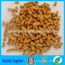 Diameter 4-6mm Iron Oxide Desulfurizer for Biogas Desulfurization