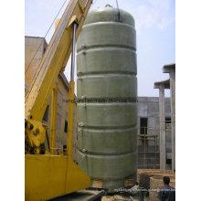Tanque de Fibra de Vidro ou Embarque para Aplicação de Fermentação Alimentar