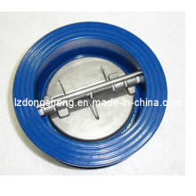 Double Plate Swing Check Valve Wafer Type