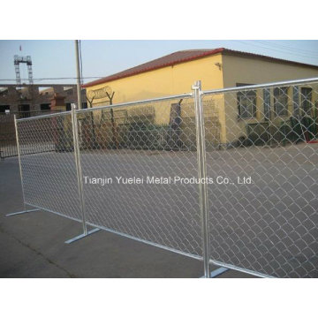 Hot Dipped Galvanized Fencing/China Metal Sheet Temporary Fencing
