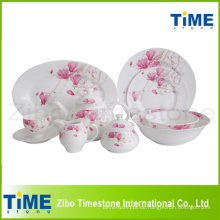 47PCS Bone China Geschirr (BC-47)