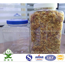 1kg and 500gram Jar Packing Crispy Fried Onion