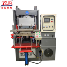 Vacuum vulcanizing machine to make rubber cartoon doll