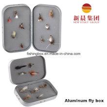 Plate Foam Insert Aluminum Fly Box