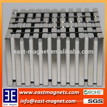 Strip Strong Sintered Permanent Magnet/long shape strong magnet for sale