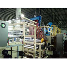 Standard Yield Tre Skruvar Stretch Film Machine