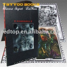 BEST Tattoo book <Chinese Signet NO.3>