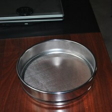 10 micron stainless steel filter sieves