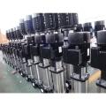 Vertikale mehrstufige Kreiselpumpe aus Edelstahl der Serie MZDLF