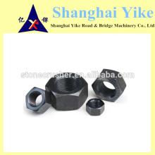 Porca hexagonal, anilha, parafuso para triturador de pedra PE.500X750,750X1060, almofada de assento de alavanca PF PFW1010,1007,1315,1214,1315,1516.