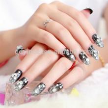 Frauen-Nagel-Aufkleber-ungiftiger Kunst-Tätowierungs-Aufkleber für Nagel