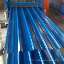 Fashion Colors Zinc Corrugated Galvanized Steel Roofing Panel
