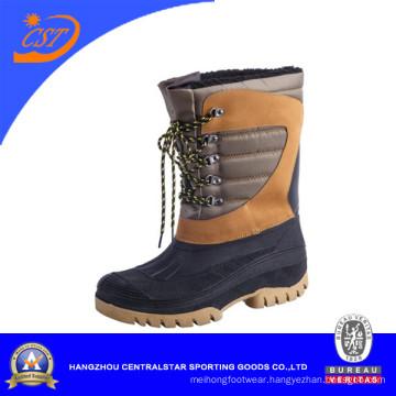Over Ankle Men′s Winter Waterproof Snow Boots (XD-386)