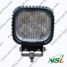 Square Bright 40W LED Driving Lights, 4x4 Auto LED Work Light