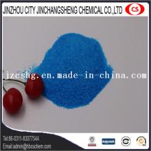 Chine Sulfate de cuivre de qualité additive d'alimentation d'usine