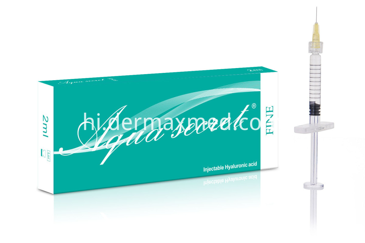 2ml Cross-linked Hyaluronic Acid Fine