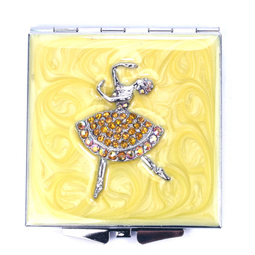 Bling Dancer Compact Mirrors