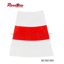 Manga reflexiva del PVC para el cono de tráfico