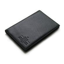 HOT selling card holder exquisite handicraft leather card holder NEW 2014 stylish leather passport holder