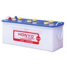 Batteries de voiture rechargées à sec N120 12V 120Ah