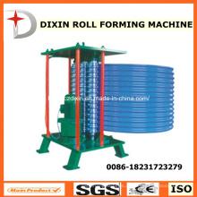 Máquina arqueada em aço de cor Dx
