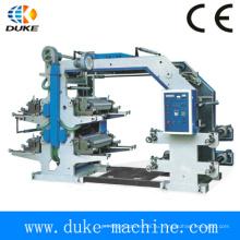 Печатная машина ткани Non-Woven высокого качества (DK-212000)