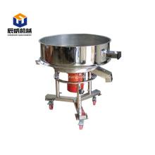 high frequency food vibro mechanical sieve