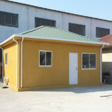 Prefab House Kit with EPS Cement Panel