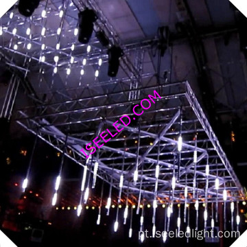 Música ativada DMX512 LED Cube Lighting 8x8x8