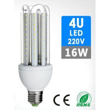 Lâmpada LED 4u Forma 16W