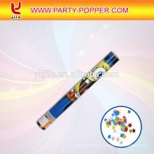 Stocks décorations de fête à bas prix pour les enfants confettis party canons en vrac biodégradables confettis