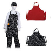 Cook's Apron, Made of 100% Cotton