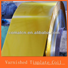 PET Laminated Tin Free Steel coil