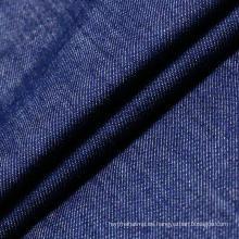 Descuento Algodón Tencel tela de mezclilla para prendas de vestir