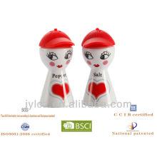 ceramic salt pepper