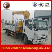 Isuzu 4ton/4t Truck with Crane