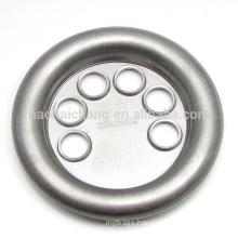 manufacturer high precision punching aluminium flange