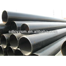 EFW ASTM A134 Welded Steel Pipe for Carbonization Furnace