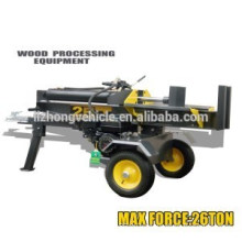Hot sell mini log splitter, mechanical log splitter for sale, log splitter wood cutter